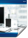Turn Your Business Vision into Reality with Microsoft Dynamics SL