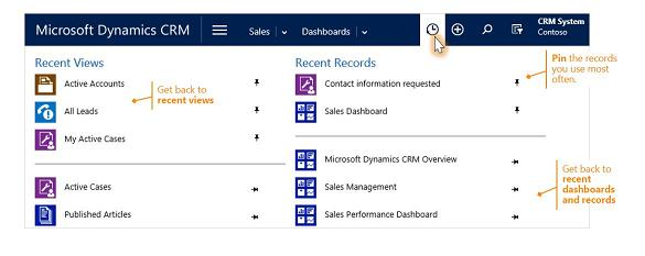 A Walk-Through of the Latest Version of Microsoft Dynamics CRM Part 2