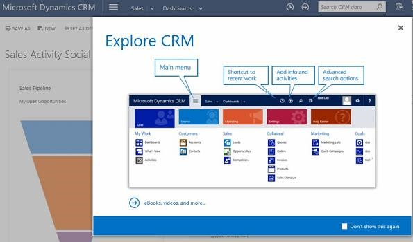 Spring 2015 Release of Microsoft Dynamics CRM