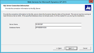 How to Change the Logical File Names For SQL Databases in Microsoft Dynamics GP