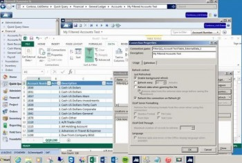The Quick Query Module For Microsoft Dynamics SL 2015 Part 4