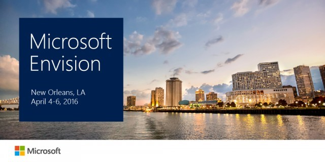 Microsoft to Share Roadmap for Microsoft Dynamics SL at Envision 2016