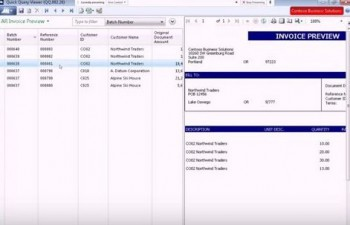 Invoice Preview Feature in Microsoft Dynamics SL 2015