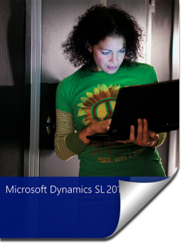 Microsoft Dynamics SL Brochure