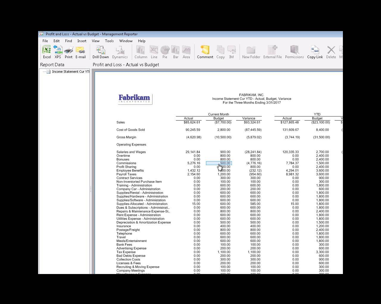 Management reporter tutorial videos mig co drill into microsoft dynamics gp baditri Gallery